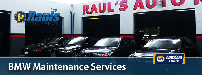 Raul's Auto Repair BMW Maintenance and Repair Services